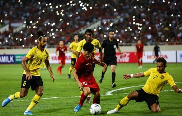 Vietnam Vs Malaysia World Cup 2022 1106