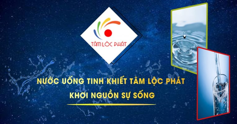 Nuoc Uong Tinh Khiet Tam Loc Phat